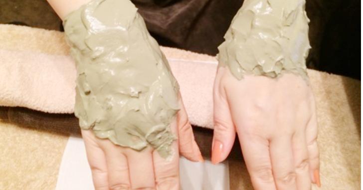 メニュー(手首)